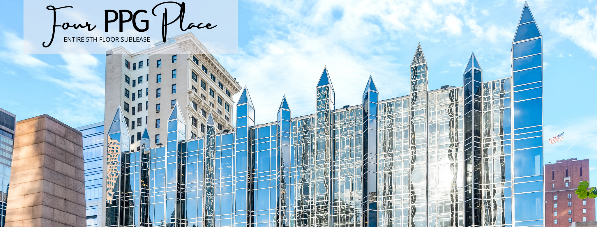 Four PPG Place Sublease
