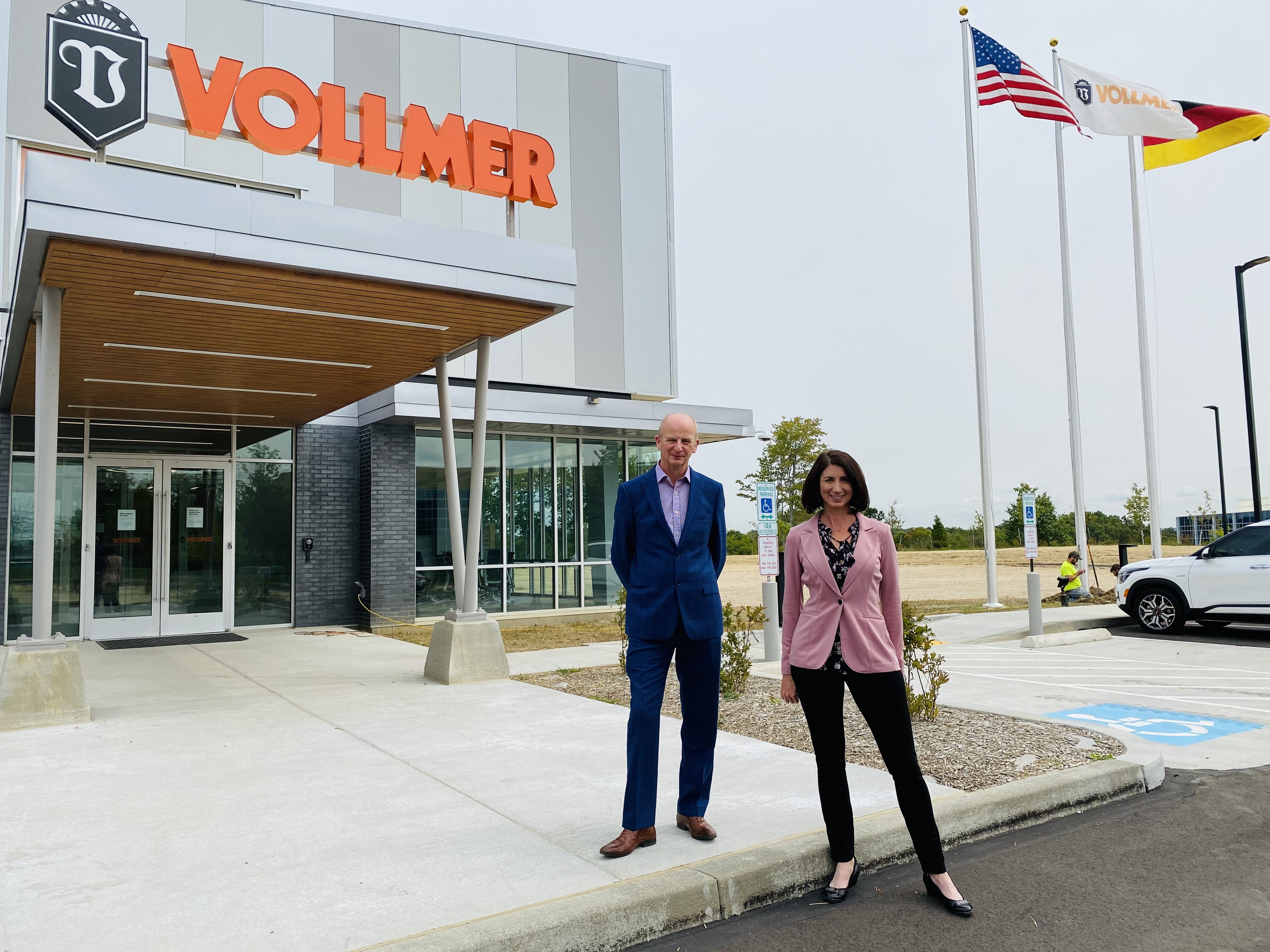 Vollmer of America HQ